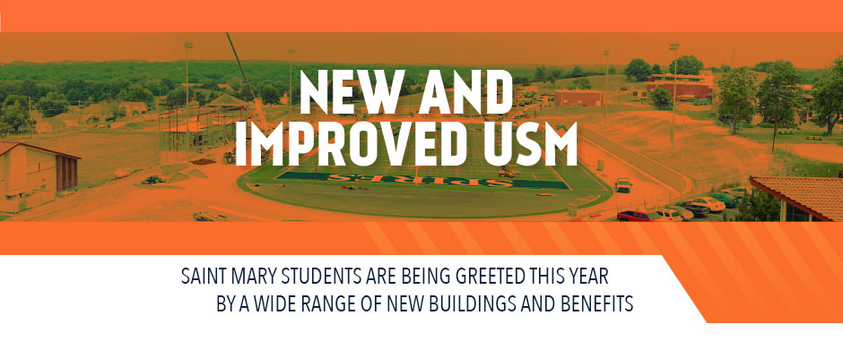 Back to School - New and Improved USM