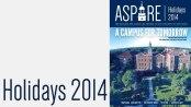 Aspire - Holidays 2014