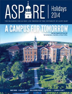 Aspire - Holidays 2014 Cover