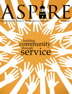 Aspire - Spring 2013 Cover