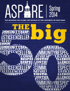 Aspire - Spring 2014 Cover