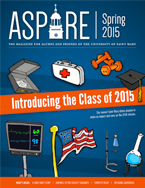 Aspire - Spring 2015 Cover