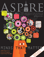 Aspire - Summer 2011 Cover