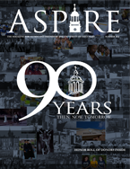 Aspire - Summer 2013 Cover