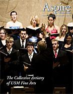 Aspire - Winter 2009 Cover