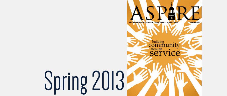 Aspire - Spring 2013