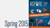 Aspire - Spring 2015