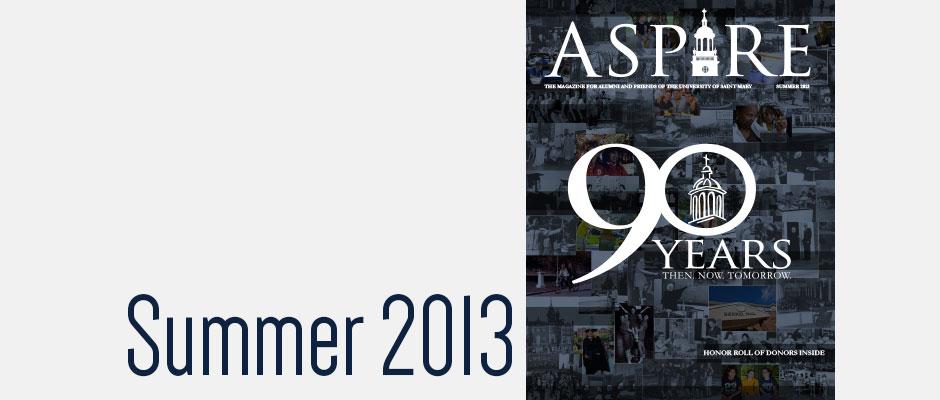 Aspire - Summer 2013