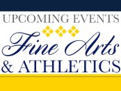 Upcoming Events: Fine Arts & Athletics at USM
