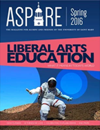 Aspire - Holidays 2015 Cover