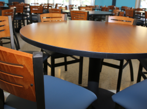 Saint Joseph - New Tables and Chairs