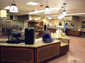 Saint Joseph - New Food Court