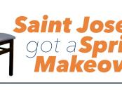 Saint Joseph got a Spring Makeover
