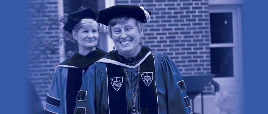 Sister Diane Steele Celebrates 15 Years - University of Saint Mary