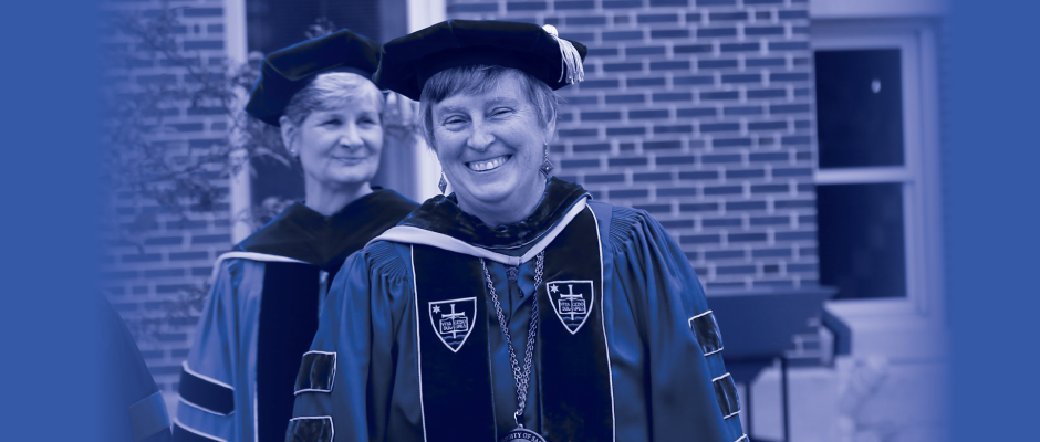 Sister Diane Steele Celebrates 15 Years - University of Saint Mary