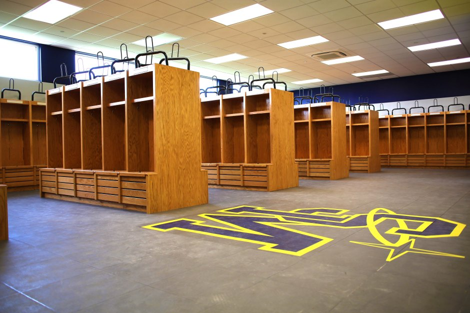 lockerroom