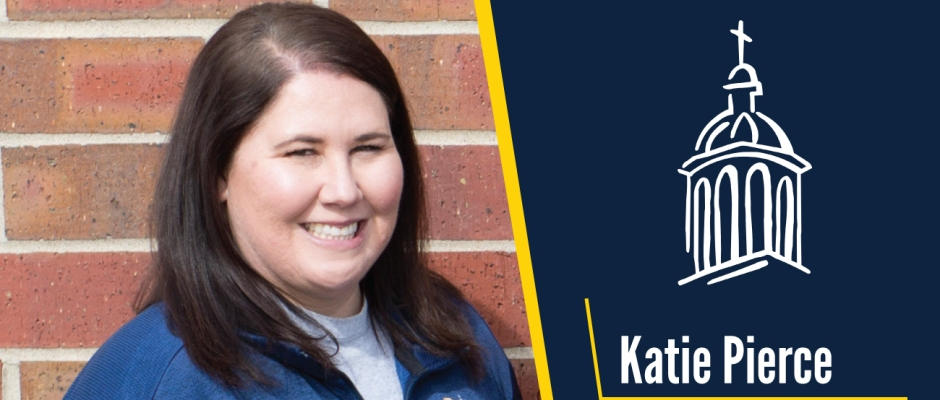 Katie Pierce named NAIA Athletic Trainer of the Year
